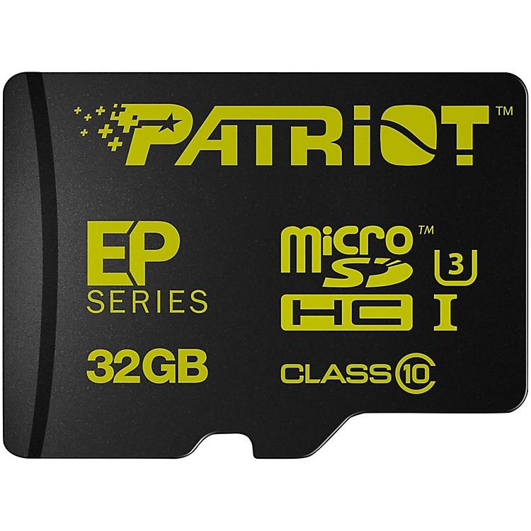 PatriotEP 32GB Series Flash microSDHC Class 10