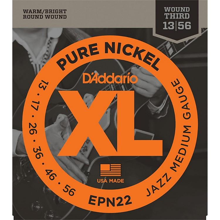 D'AddarioEPN22 Pure Nickel Jazz Medium Electric Guitar Strings