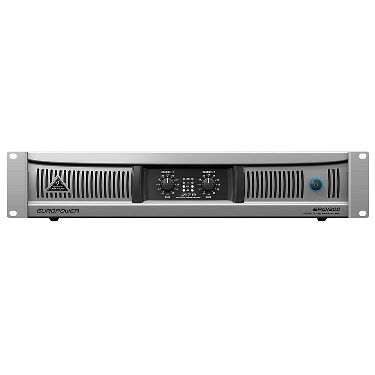 BehringerEPQ1200 1,200W Power Amplifier