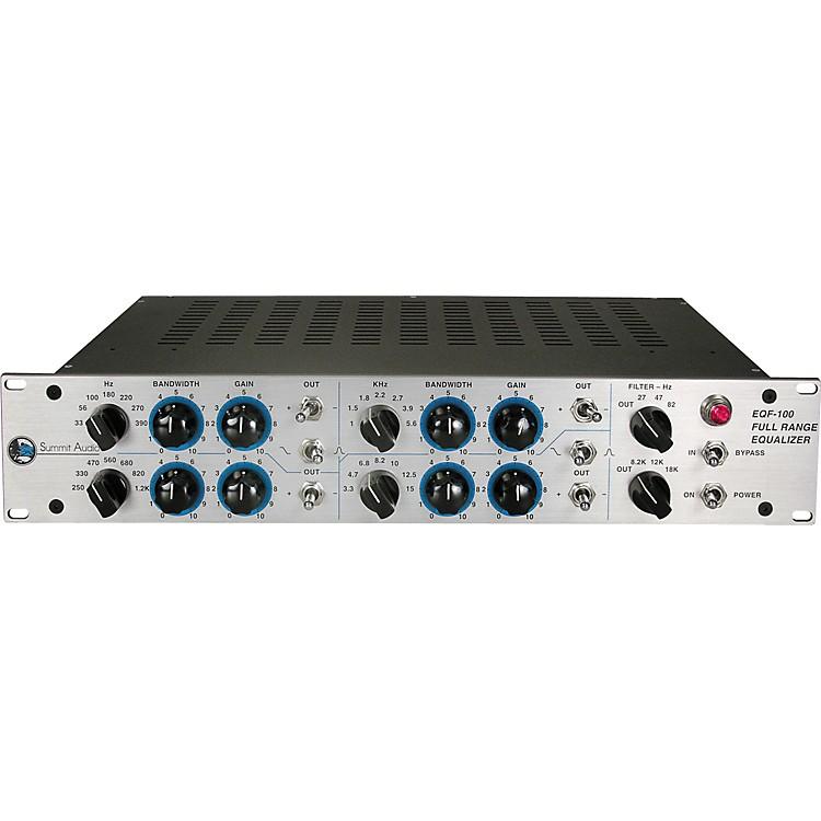 Summit AudioEQF-100 Full-Range Equalizer