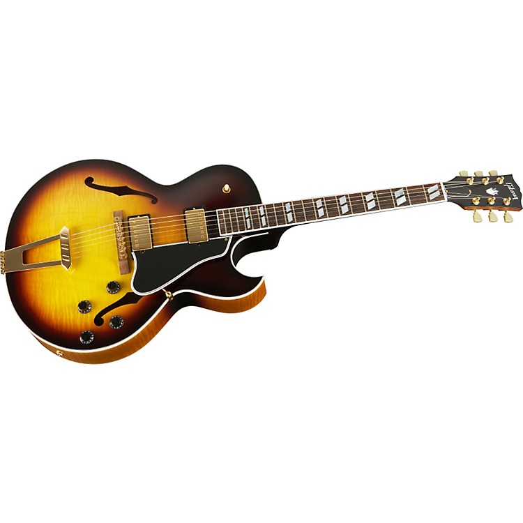 Gibson ES-175 Reissue Electric Guitar Vintage Sunburst