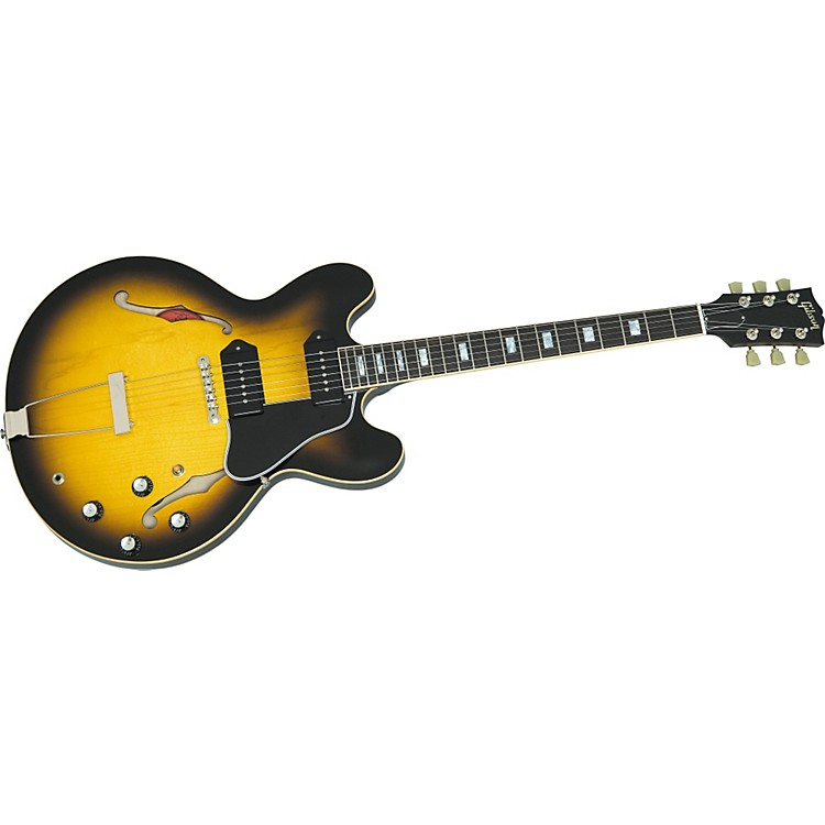 Gibson ES-330L Electric Guitar Vintage Sunburst