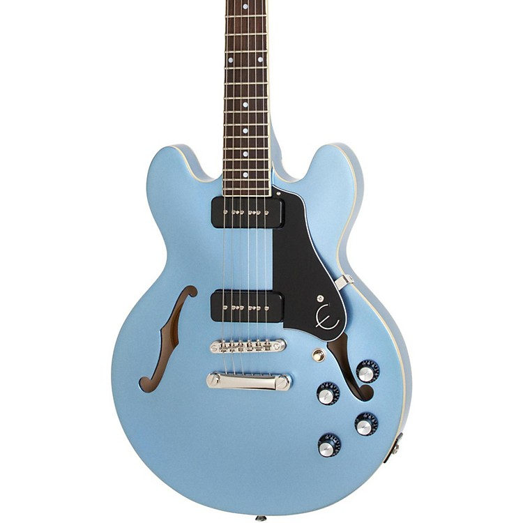 EpiphoneES-339 P90 PRO Semi-Hollowbody Electric GuitarPelham Blue
