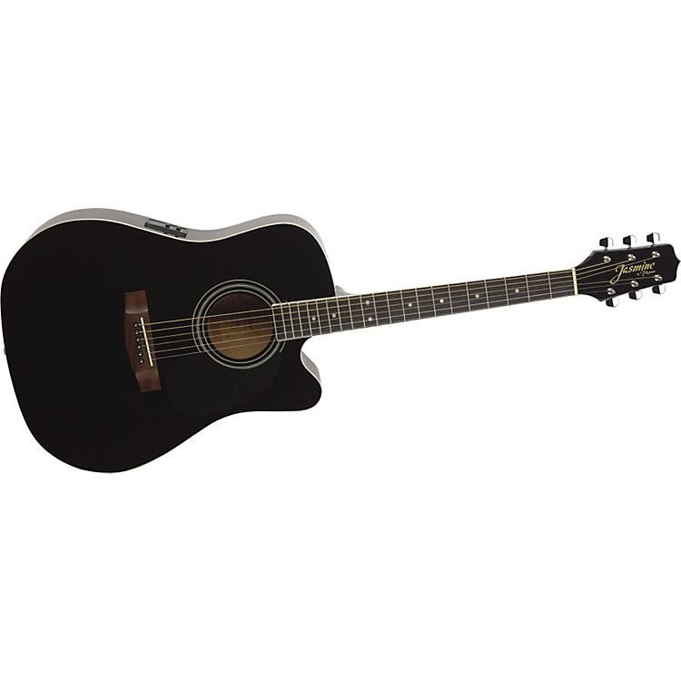 JasmineES31C Dreadnought Acoustic-Electric Guitar