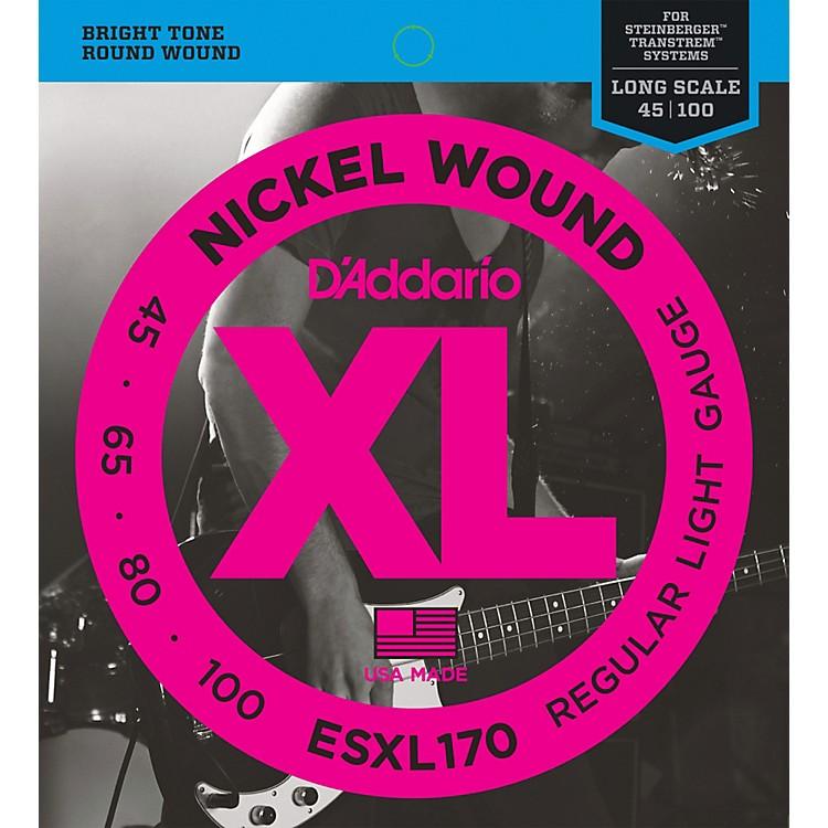 D'AddarioESXL170 Double Ball Soft Bass Guitar Strings