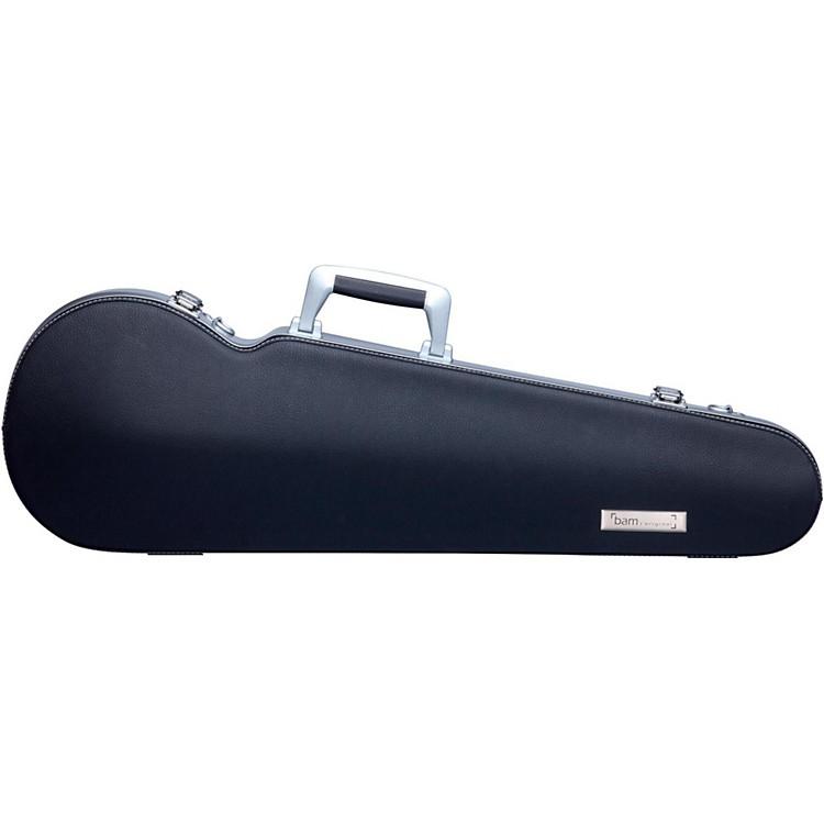 BamET2002XL L'Etoile Contoured Hightech Violin CaseBlack