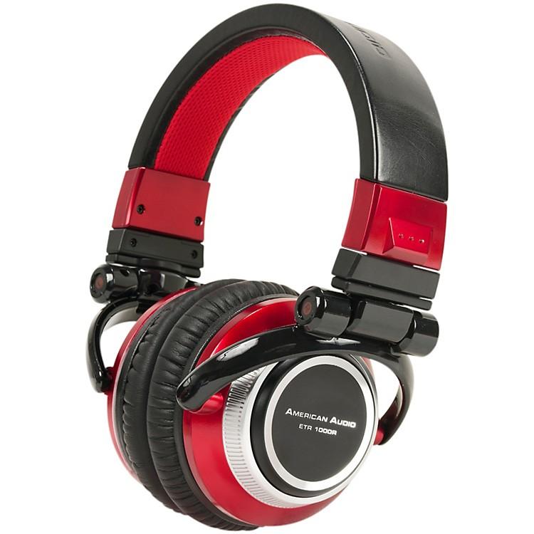 American DJETR 1000R DJ Headphones