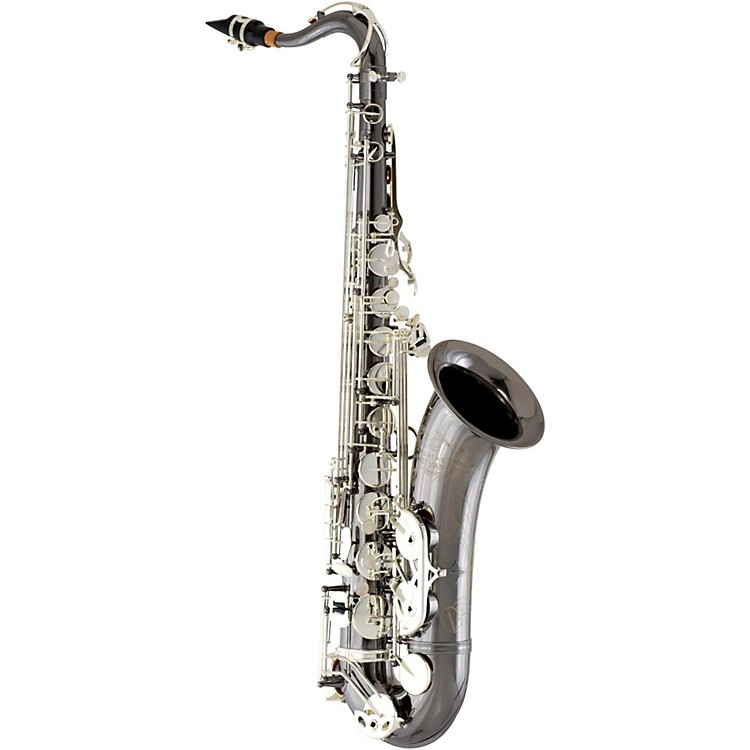 Andreas EastmanETS640 Professional Tenor SaxophoneBlack Nickel Plated Body with Silver Plated Keys