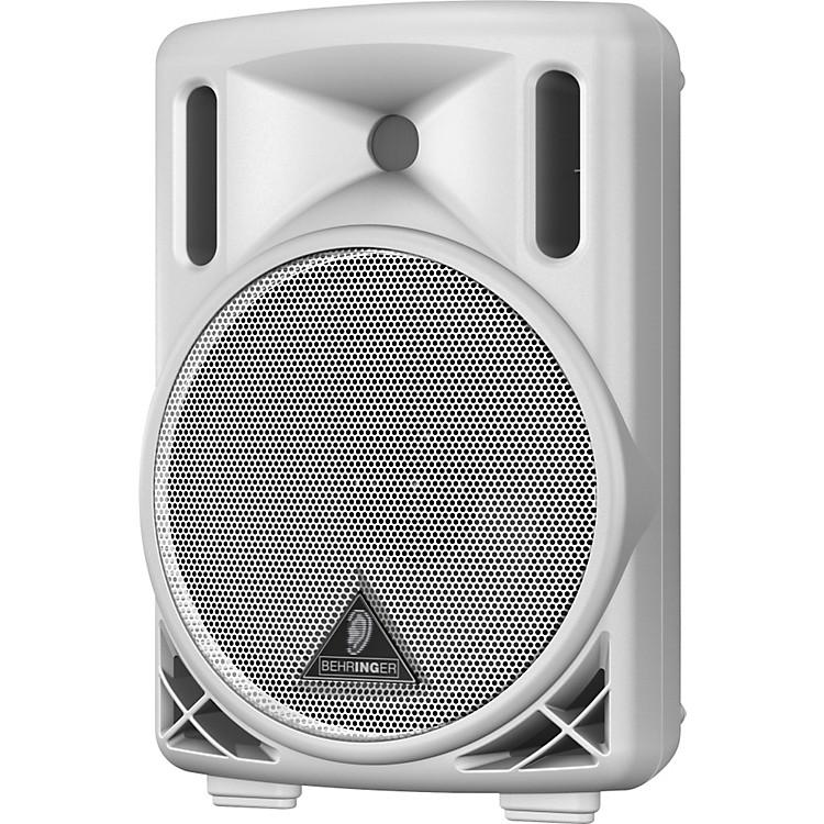 BehringerEUROLIVE B208D Active PA SpeakerWhite