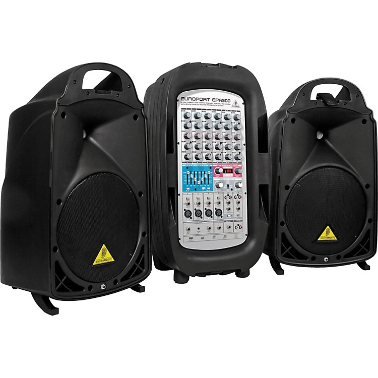 Behringer EUROPORT EPA900 Portable PA System