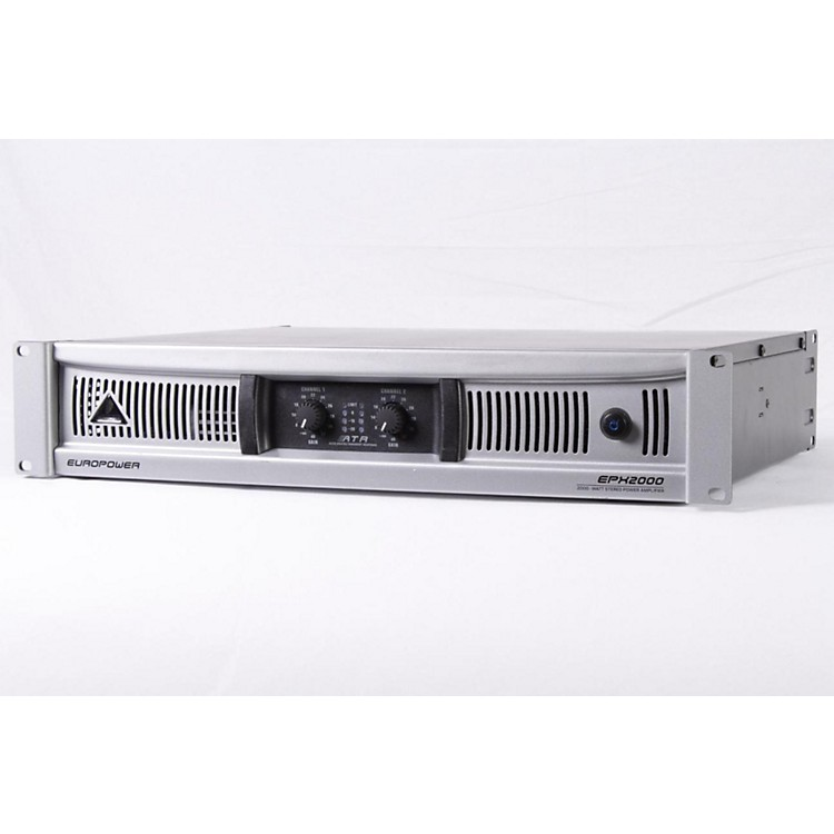 Behringer EUROPOWER EPX2000 Stereo Power Amp  886830789403