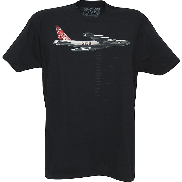 FEA Merchandising EVH Bomber Slim Fit T-Shirt