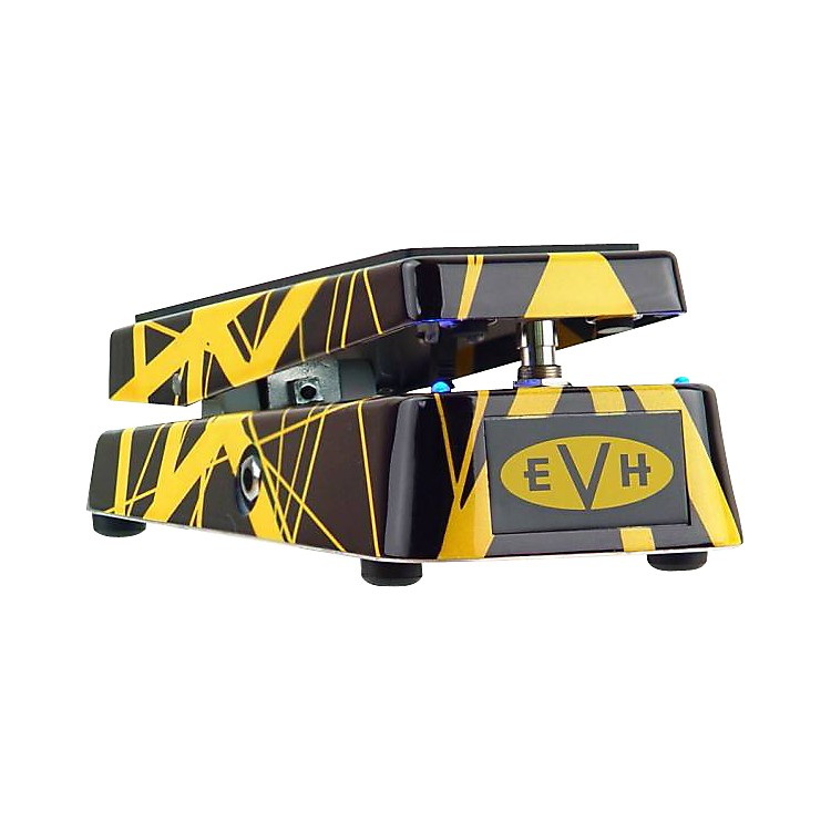 DunlopEVH95 Eddie Van Halen Signature Wah Guitar Effects Pedal
