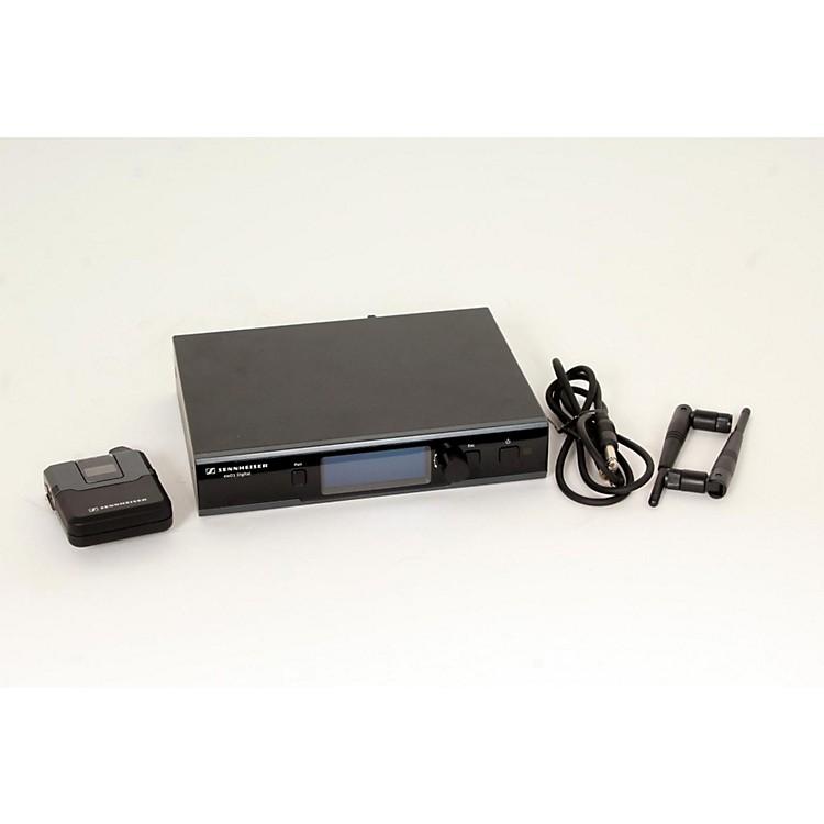 SennheiserEW D1 digital wireless instrument set with CI1 instrument cable888365766201