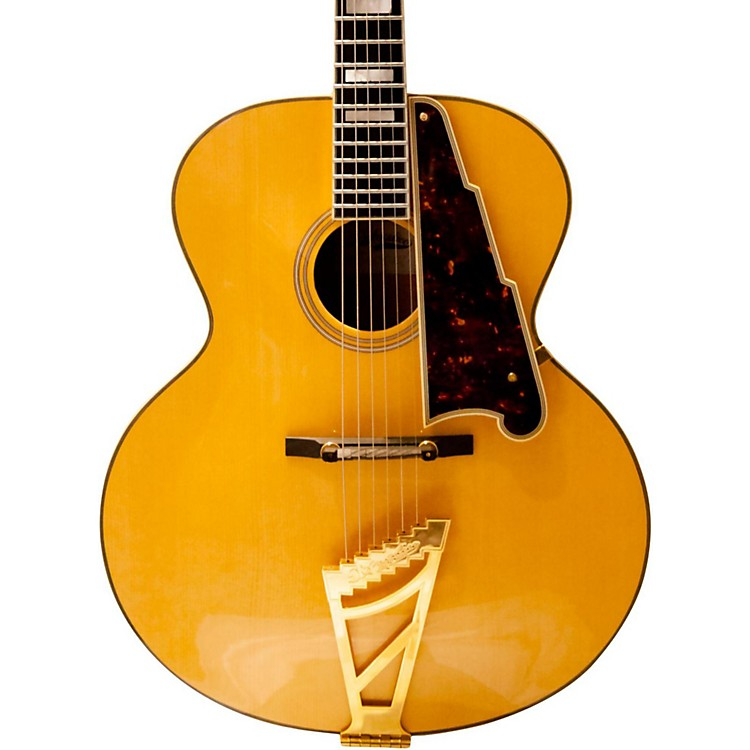 D'AngelicoEX-63 Archtop Acoustic GuitarNatural