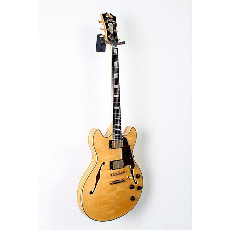 D'AngelicoEX-DC/SP Semi-Hollowbody Electric GuitarNatural888365803876