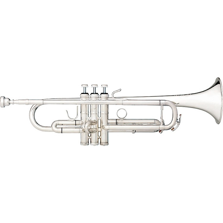 B&S EXB eXquisite Series Bb Trumpet EXB-S Silver