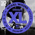 D'Addario EXL115 Nickel Blues/Jazz Electric Guitar Strings 10-Pack