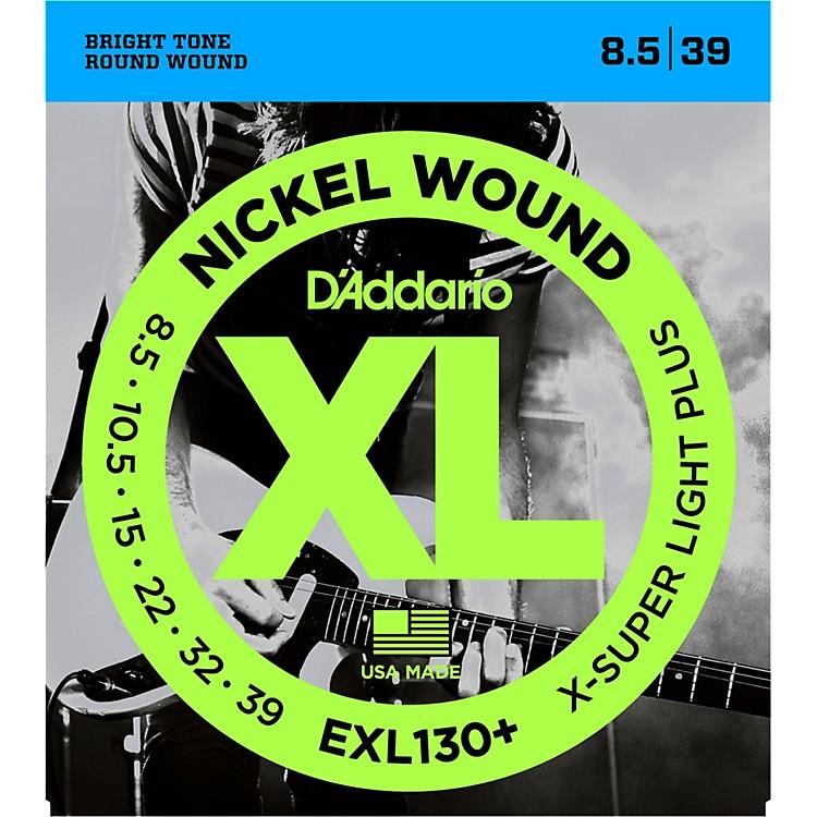 D'AddarioEXL130+ Nickel XL Electric Guitar Strings