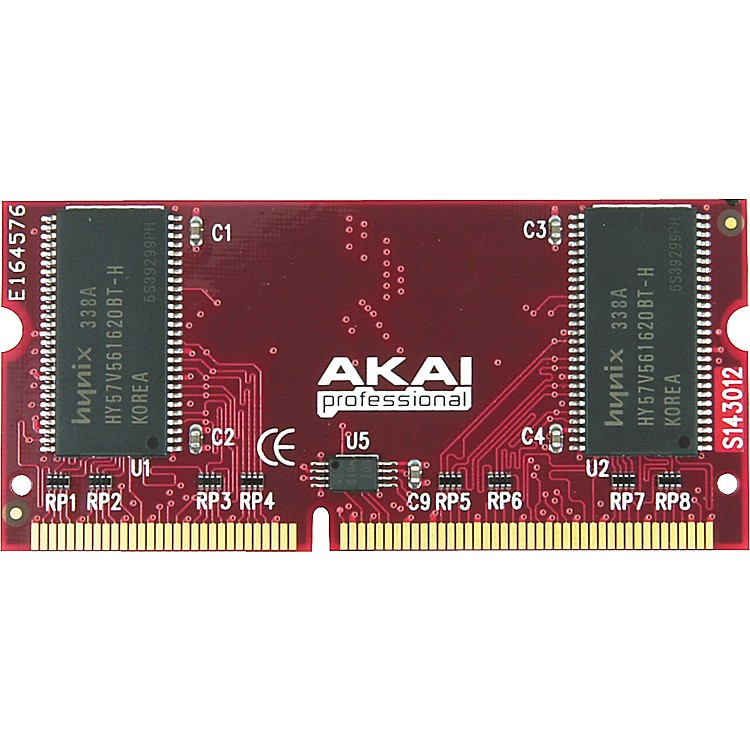 Akai ProfessionalEXM128 128MB RAM Expansion Card for MPC2500