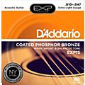 EXP15 Coated Phosphor Bronze Extra Light Acoustic Guitar Strings