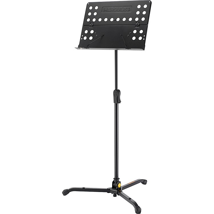 Hercules StandsEZ Clutch Perforated Music Stand