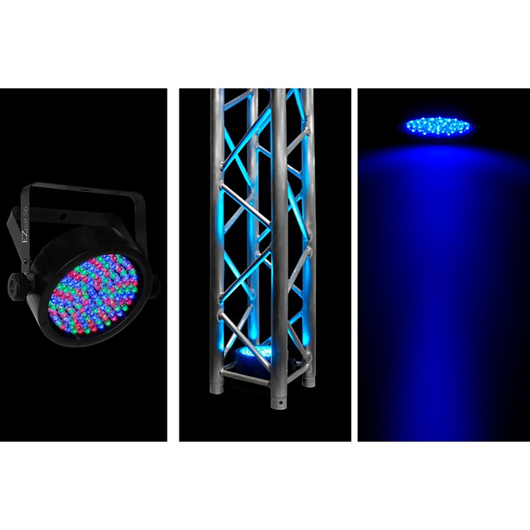 Chauvet EZPAR 56 RGB with IRC Remote