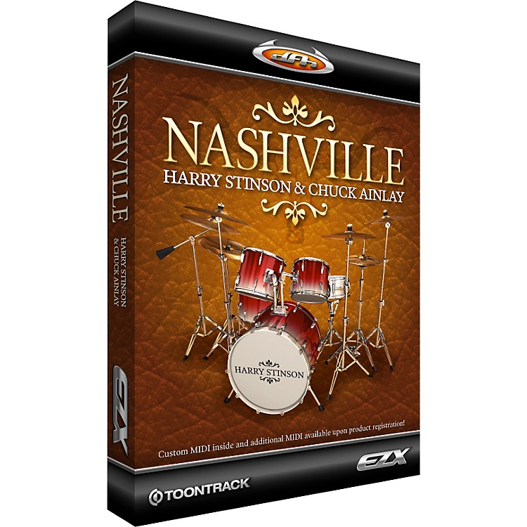 Toontrack EZXpansion Nashville