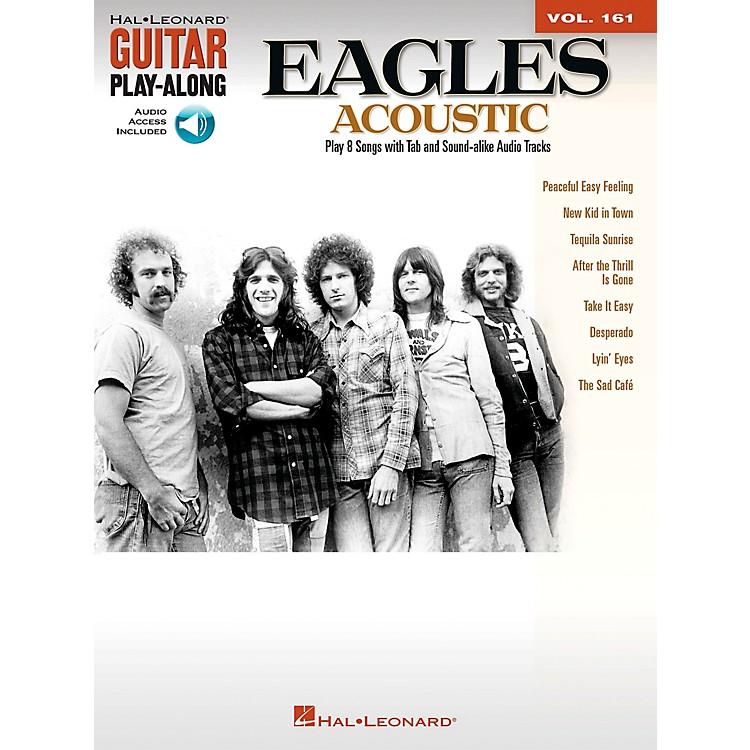 Hal LeonardEagles Acoustic Guitar Play-Along Volume 161 (Book/CD)