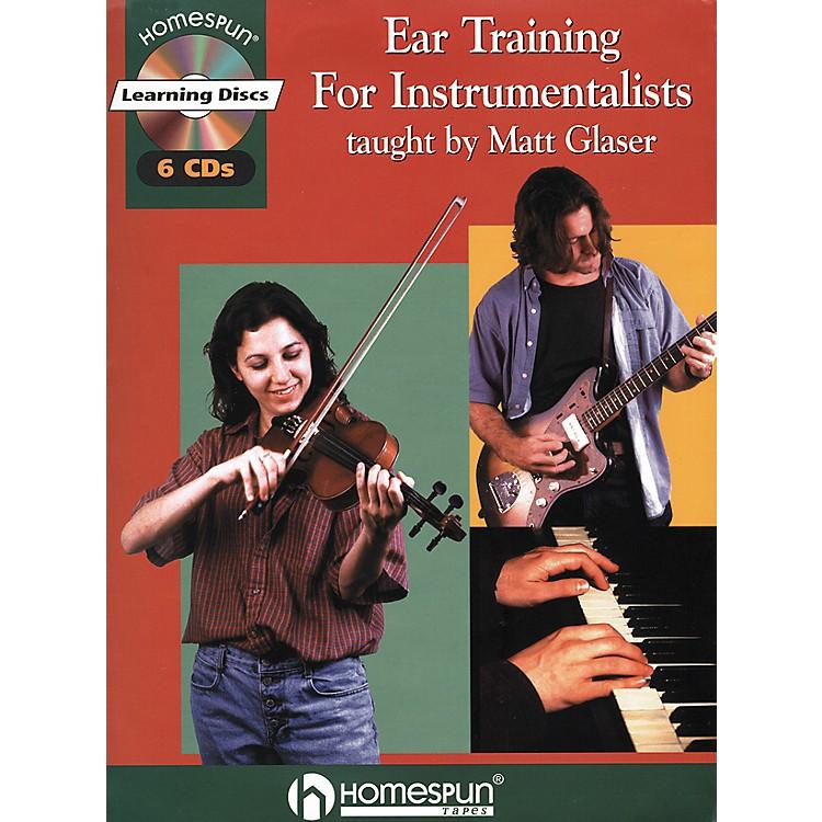 Hal LeonardEar Training for Instrumentalists Book/CD