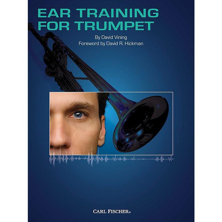 Carl FischerEar Training for Trumpet Book