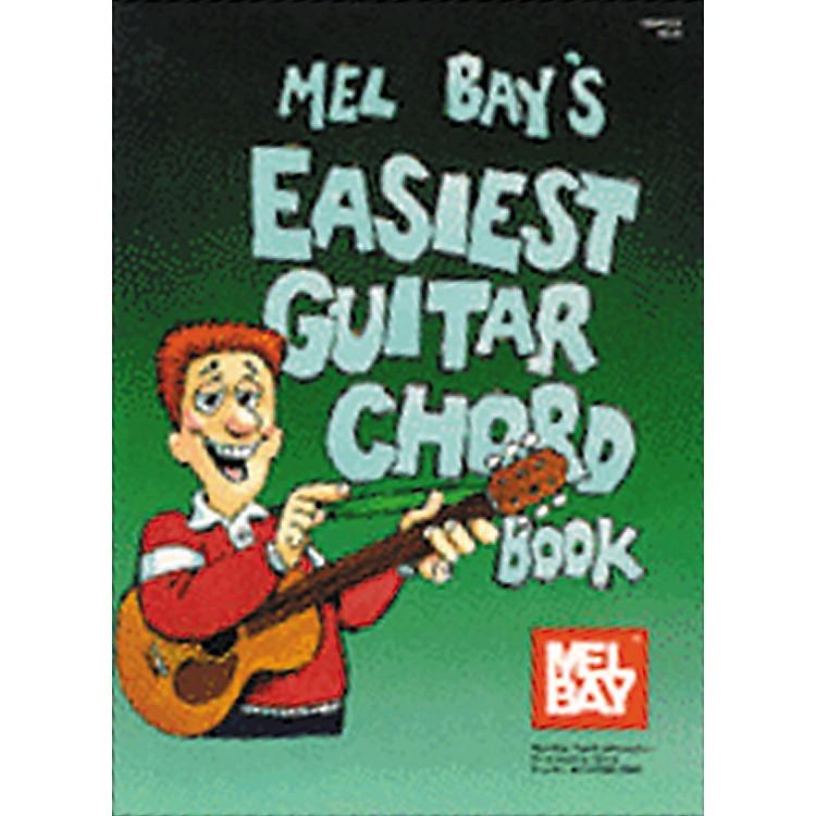 Mel BayEasiest Guitar Chord Book