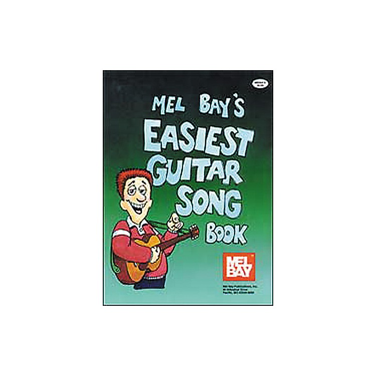 Mel Bay Easiest Guitar Songbook