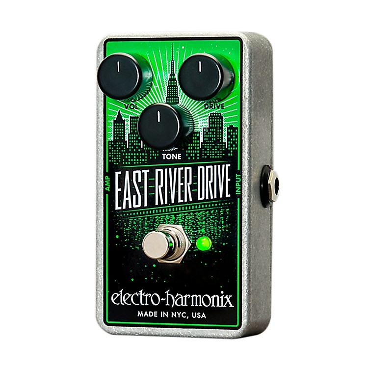 Electro-HarmonixEast River Drive Overdrive Guitar Effects Pedal