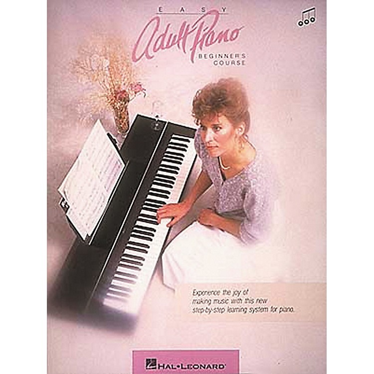 Hal Leonard Easy Adult Piano Beginner's Course