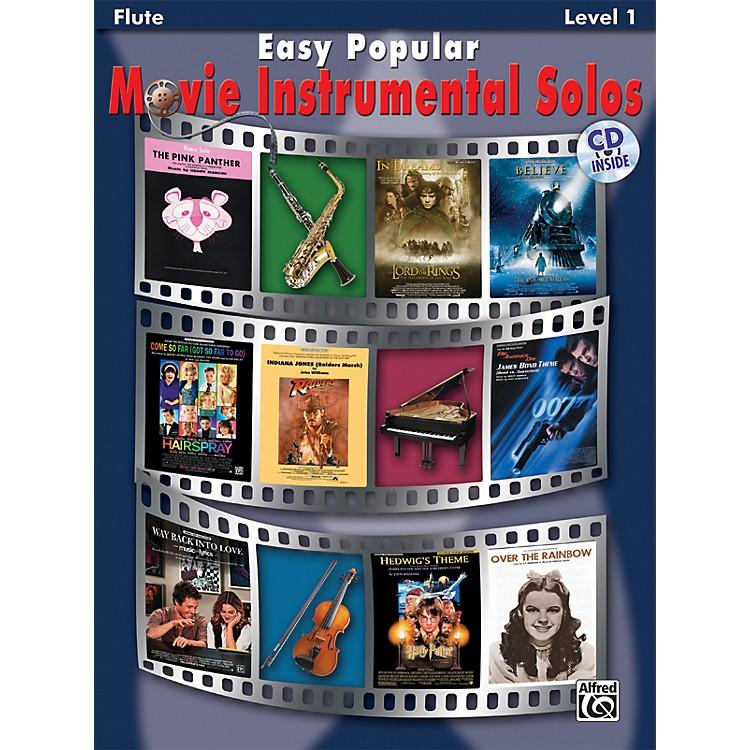 AlfredEasy Popular Movie Instrumental SolosFlute