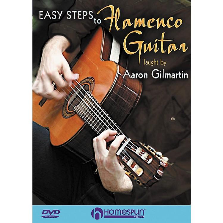 HomespunEasy Steps To Flamenco Guitar DVD