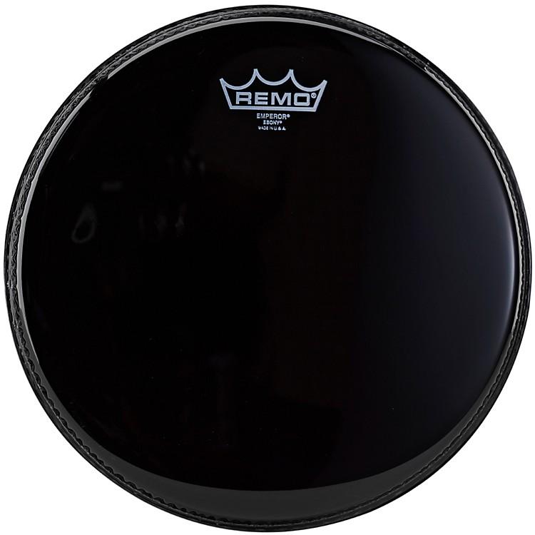 RemoEbony Emperor Batter Drum Head12 in.