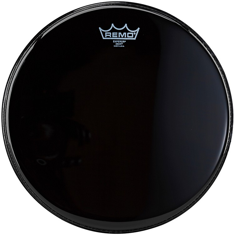 Remo Ebony Emperor Batter Drum Head 16 in.