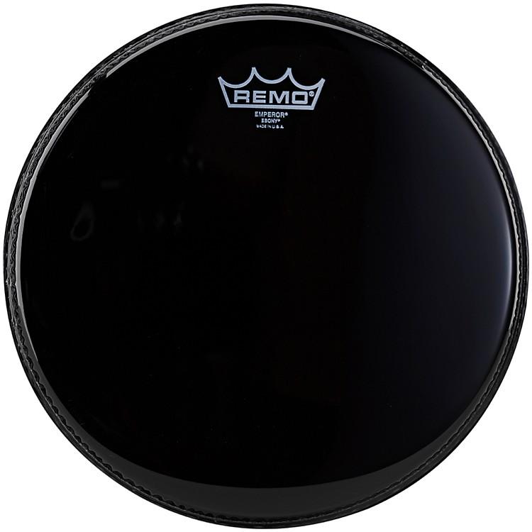 RemoEbony Emperor Drum Head Tom Pack10 in., 12 in., 14 in.