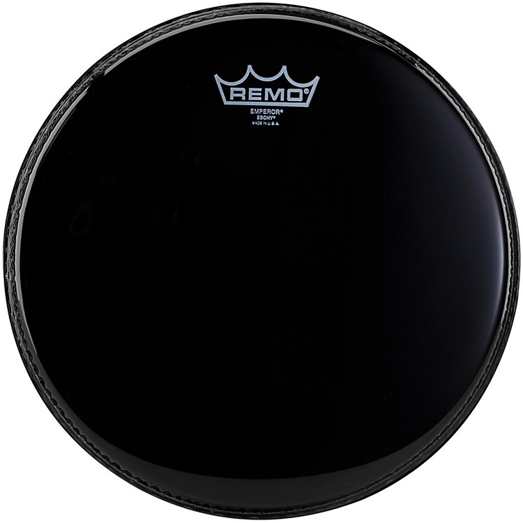 RemoEbony Emperor Drum Head Tom Pack