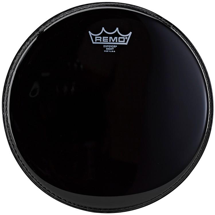 RemoEbony Emperor Drum Head Tom Pack10 in., 12 in., 16 in.