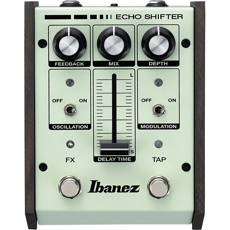 Ibanez Echo Shifter Analog Delay with Modulation Guitar Effects Pedal
