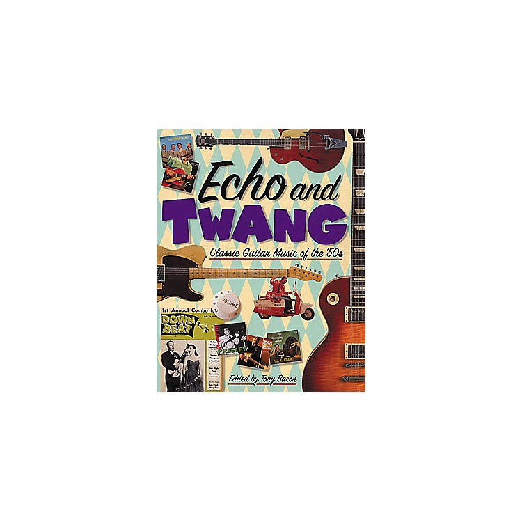 Hal Leonard Echo and Twang Book