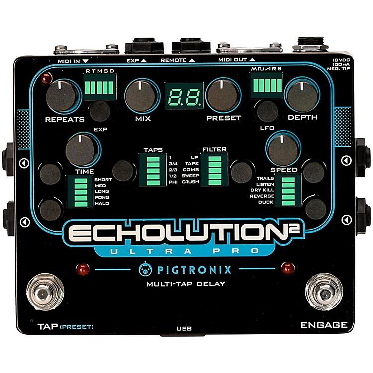 PigtronixEcholution 2 Ultra Pro Guitar Pedal