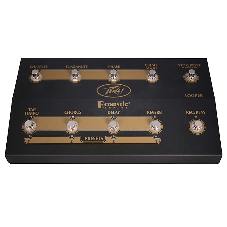 Peavey Ecoustic Footswitch