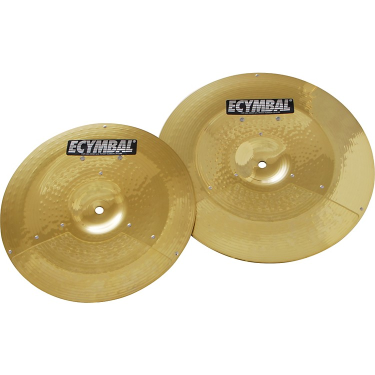 Hart Dynamics Ecymbal II China Brilliant Bronze 14 inch
