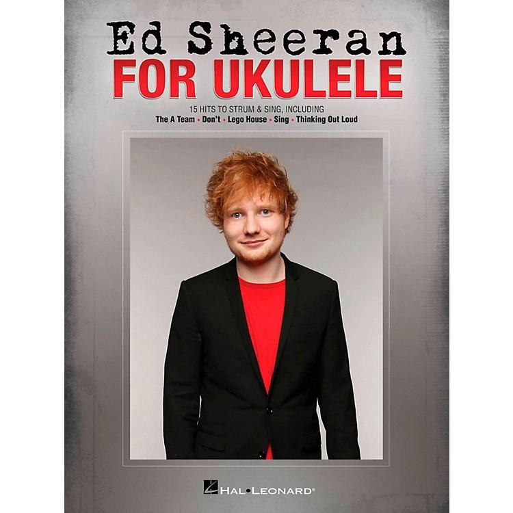 Hal LeonardEd Sheeran for Ukulele