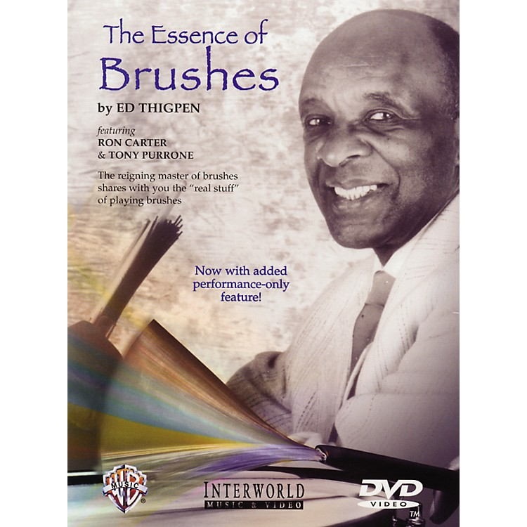AlfredEd Thigpen: The Essence of Brushes (DVD)