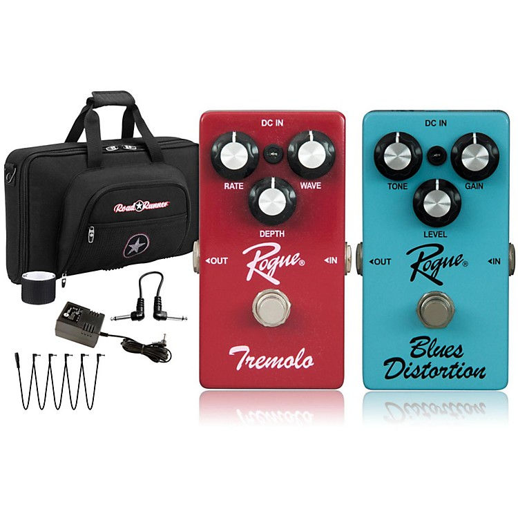 Rogue Effects Pedal Pack TREMOLO and BLUES